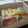 特製ランチBOXを京都聖母女学院さんに納品しました!